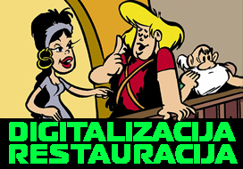 Digitalizacija, restauracija